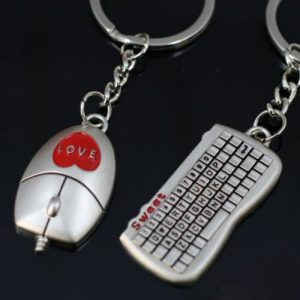 Metal Movable Model Keychain Key Chain Keyring Keyfob Tool
