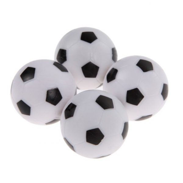 plastic Soccer Table Foosball Ball Football Durable Table Game Accessories