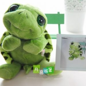Big Eyes Turtle Plush Small Stuffed Toy