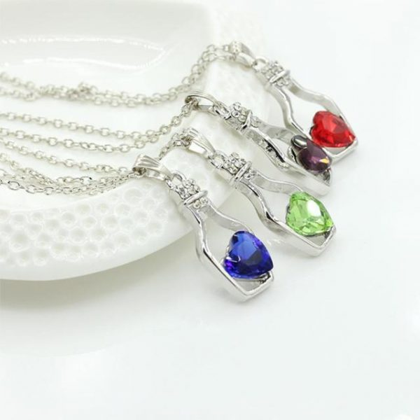 Bottles-Pendant-Necklace online shoping at clicknorder.pk