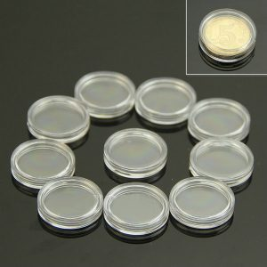 Coin-Storage-Capsules-Holder-Round clicknorder.pk online shopping in pakistan