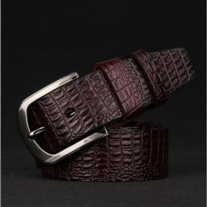 Cowhide High quality PU leather belts for men fashion