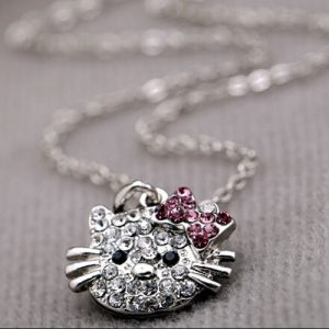 Cute-Hello-Kitty-Cat earring shope online clicknorder.pk