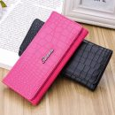 Fashion Ladies Brand Handy Long Wallet Women Luxury Leather Credit Card Holder Money Wallets and Purse