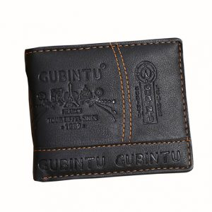 fashion men wallets famous brand leather wallet design wallets with coin pocket purse card holder