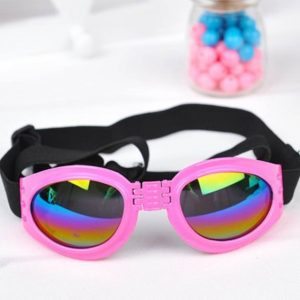 DOG SUNGLASSES Authentic UV Eye Protection Goggles