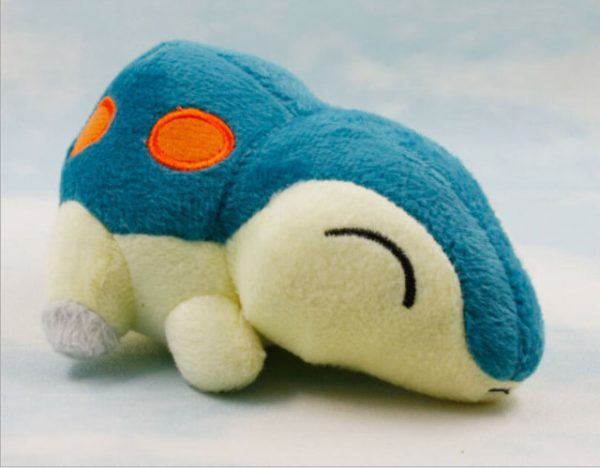 Cyndaquil Rats Plush Toy Soft Doll Gift for Kid