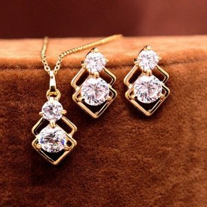 Gold-Plated-pendant shoping site clicknorder.pk