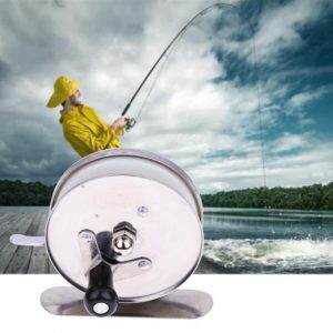 Mini Portable Fishing Reel For Ice FlyFishing Rods