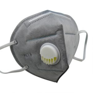 Anti fog and haze PM2.5 mask activated carbon dust