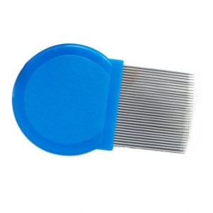 1PC Stainless steel Hair Comb Terminator Lice Comb
