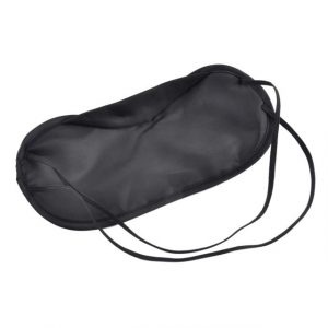Sleeping Eye Mask Black Shade Blindfold