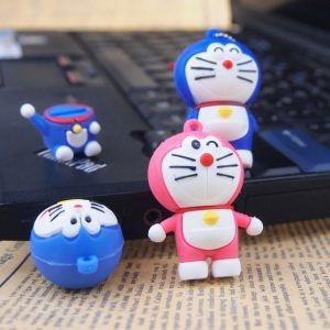 High Speed Cartoon DORAEMON 16GB Pen Drive Pendrive USB Flash Drive For PC