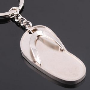 Personality Slipper Charm Key Chains