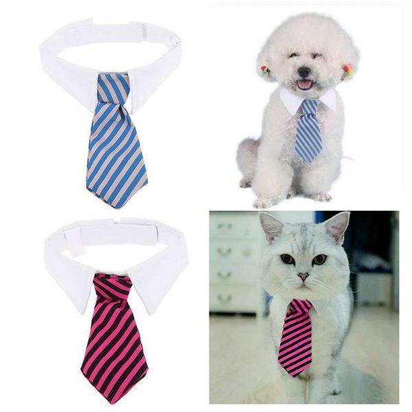 Pet Dog Bow Tie Neckties