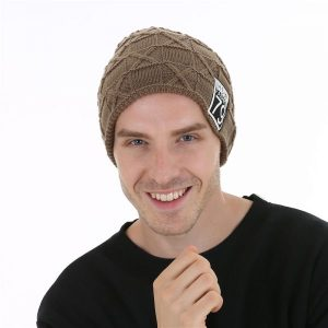 Bonnet Skullies Beanies Autumn And Winter Hat