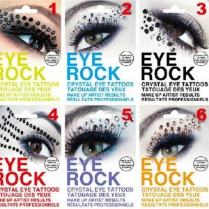 EYE MAKEUP Eyeshadow decoration party makeup