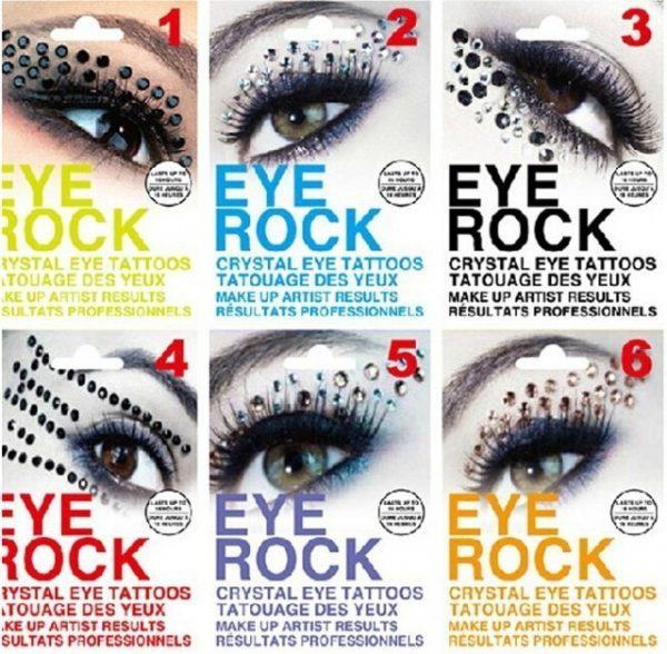 EYE MAKEUP Eyeshadow decoration party makeup