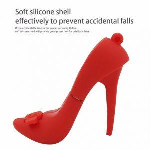 Usb flash pendrive usb 16GB 8GB pen drive Fashion high heels usb stick