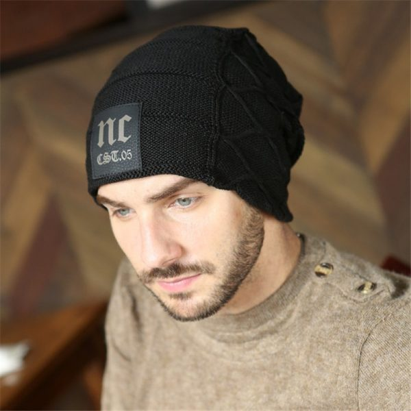 Men Winter Hat Beanies Bonne