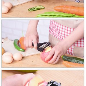 Potato Peeler Multifunctional 360 Degree Rotary