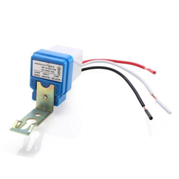 Photo Control Sensor Switch Auto On Off Street Light
