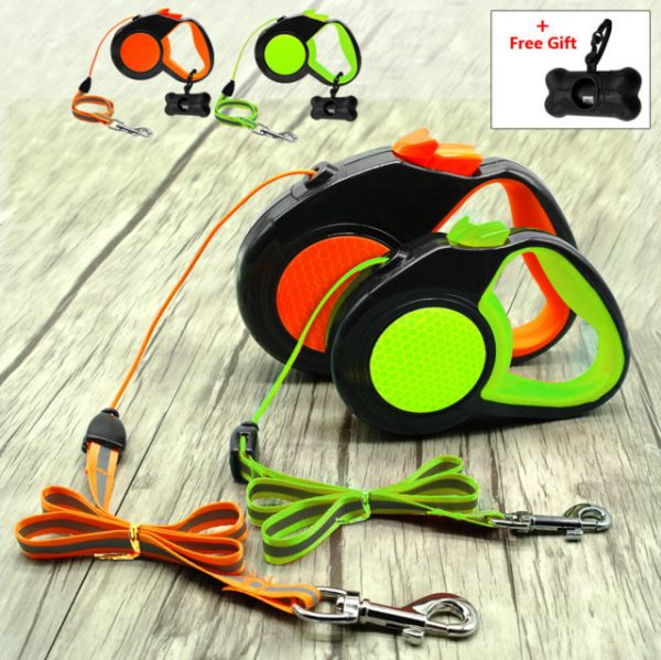 Retractable Dog Leash Automatic 10Ft