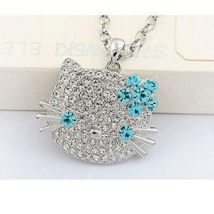 Hello kitty necklace pendant