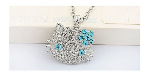 Hello kitty necklace pendant