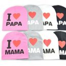 Kids Boy Girl Infant Cotton Soft Warm Hat Cap Beanie 1-4 Year Baby Lovely and comfortable cotton blended