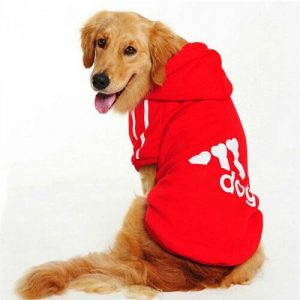 Dog Clothes Coat For Dogs Large Size Winter Warm Sweater Dogs Coat