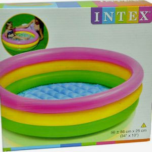 INTEX BATH TUB KIDS SWIMMING POOL 34″ x 10