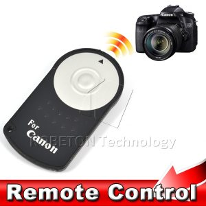 IR Wireless Infrared Shutter Release Remote Control for Canon
