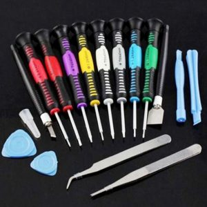 Portable Durable Opening Repair Tools 16 in 1 Screwdrivers Set Kit