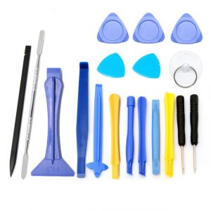 18 in 1 Mobile Phone Repair Tools Kit Spudger Screwdriver Opening Pry Tool Set