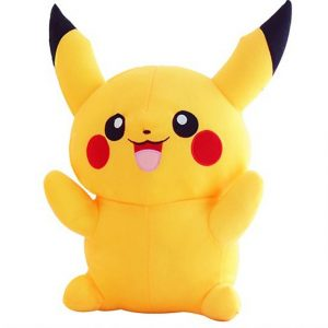 Small Pikachu Plush Toy japanese anime plush toys Cartoon Pikachu Plush Dolls Children'