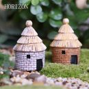 1 pcs banda House Fairy Garden Miniature Craft Micro Cottage Landscape