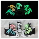 Luminous shoelace glow led shoes Strings Athletic Shoes Party Camping growing shoelaces one pair