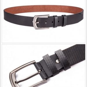 Luxury Strap Male Brand Belt Ceinture Genuine Leather