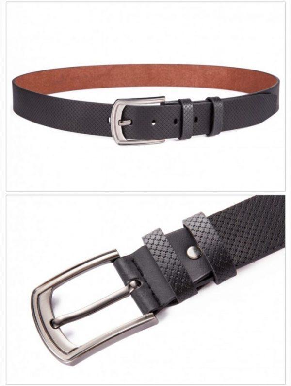Luxury Strap Male Brand Belt Ceinture Genuine Leather