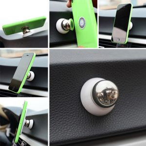 Magnet Mini Holder Car Dashboard Mobile Phone Holder For Iphone