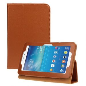 Magnetic Auto-SleepWake Leather Cases For 7 inch Universal Cover Case with Smart Stand Protective Case