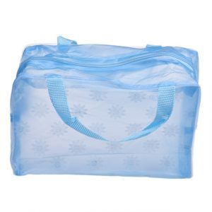 Makeup Cosmetic Toiletry Travel Wash Toothbrush Pouch Organizer Bag
