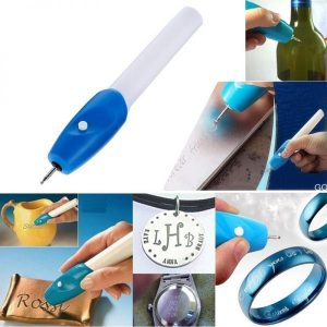 Mini Engraving Pen Electric Carving Pen Machine Graver Tool Engraver Steel
