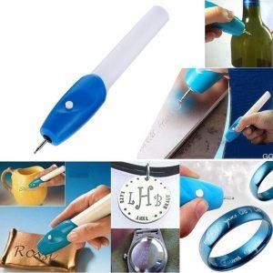 Mini Engraving Pen Electric Carving Pen Machine Graver Tool Engraver Steel