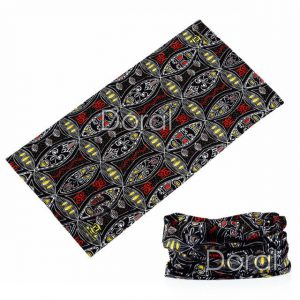 Outdoor Multifunctional Bandana Seamless Tubular Bandana 25*48cm Anime Bandanas Tube Scarf Kids Baby Headband