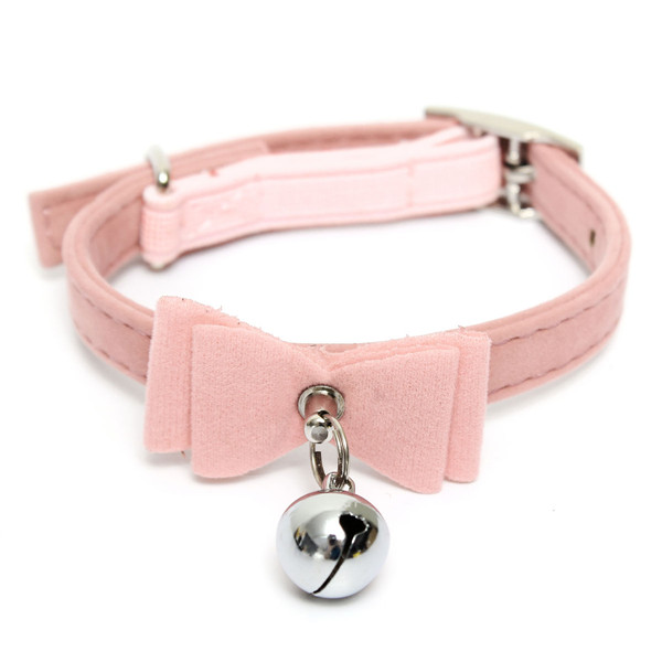 Colorful Puppy Cat Bell Collar - ClicknOrder