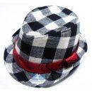 Retail Wholesales Men Women Unisex Summer Beach Top Hat Sun Jazz Gangster Cap