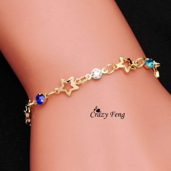 Romantic Bracelets For Girl Women's