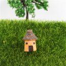 1 pcs banda House Fairy Garden Miniature Craft Micro Cottage Landscape